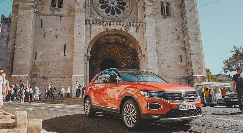Το νέο Volkswagen T-Roc ήρθε για να «ροκάρει»