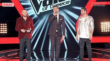 Αυτός είναι ο μεγάλος νικητής του 4ου Voice! (vids)