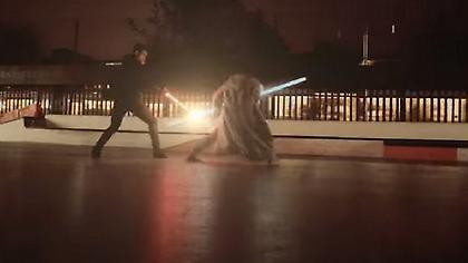 Οι «Jedi» μάχονται στο Λονδίνο! - Εντυπωσιακό βίντεο