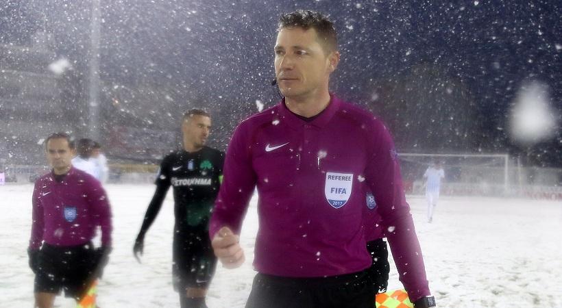 Νικολογιάννης: «Έκανε έγκλημα κατά του ποδοσφαίρου ο Αρετόπουλος»