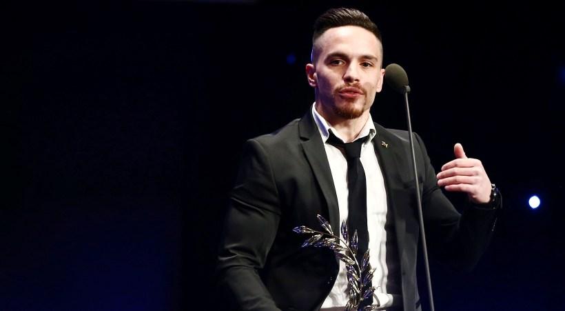 Πετρούνιας στον ΣΠΟΡ FM: «Χαρούμενος για το βραβείο, μπορώ ακόμη περισσότερα»