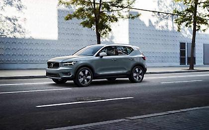 XC40, η premium πρόταση στα SUV από τη Volvo