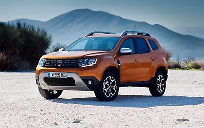 Αυτό είναι το νέο Dacia Duster
