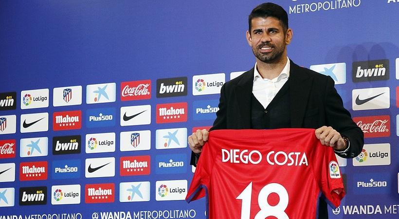 Καλωσόρισε... σπίτι του τον Ντιέγκο Κόστα η Ατλέτικο Μαδρίτης