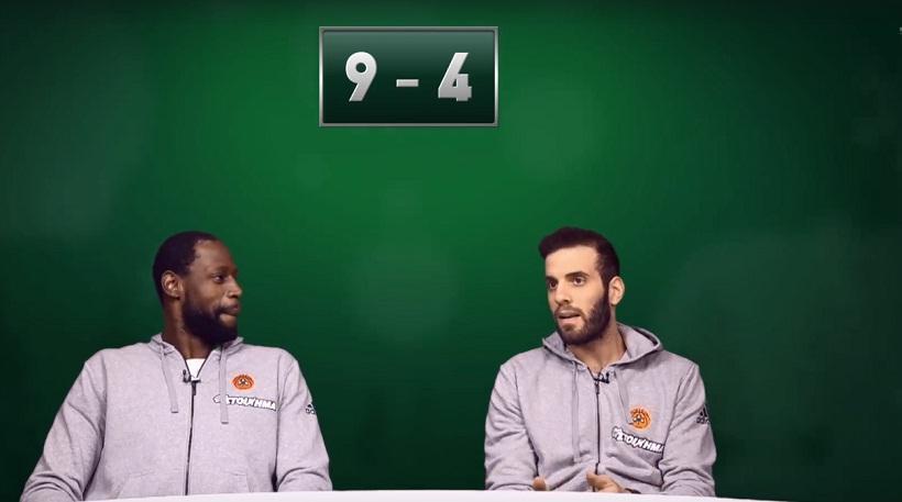 Απολαυστικές ευχές από τους παίκτες του Παναθηναϊκού και τον Πασκουάλ (video)