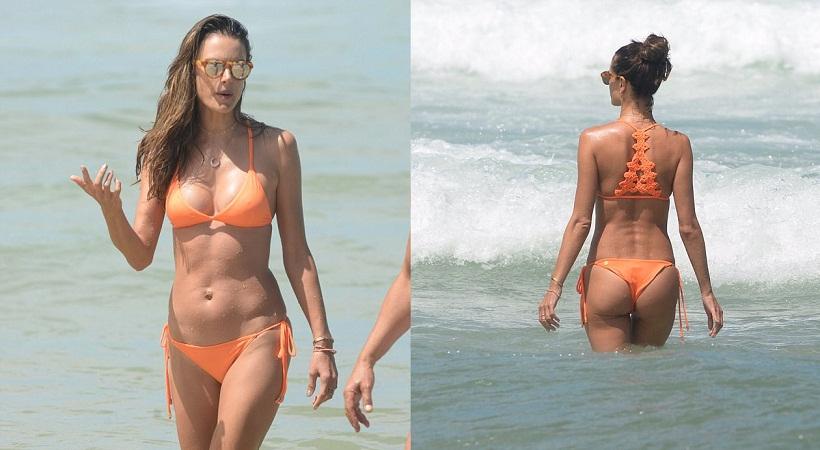 Ρεβεγιόν με εντυπωσιακή εμφάνιση στην παραλία η Αμπρόζιο (pics)