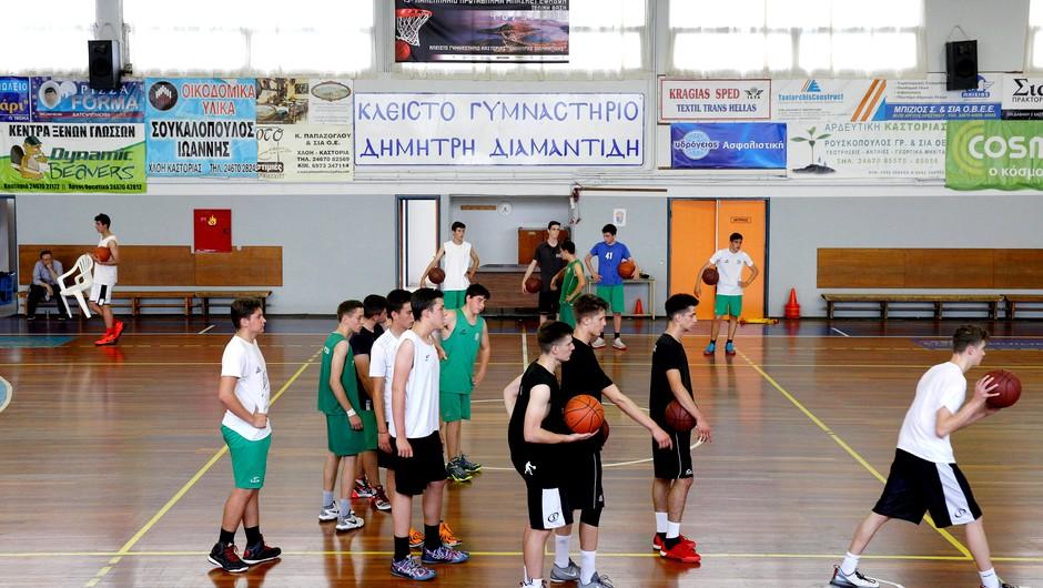 Σε κατάσταση ανάγκης το «Δημήτρης Διαμαντίδης» στην Καστοριά