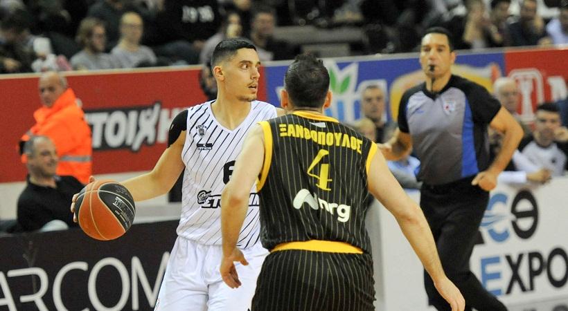 Υποψήφιος καλύτερος νέος του Basketball Champions League ο Κόνιαρης