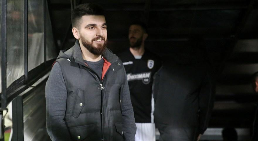 Γ. Σαββίδης: «Δεν επαναπαυόμαστε. Τώρα αρχίζει το πρωτάθλημα»