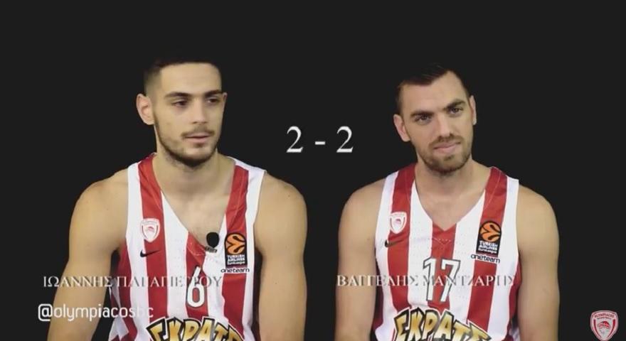 Ο Μάντζαρης νίκησε… at the buzzer τον Παπαπέτρου στο κουίζ (video)
