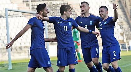Live streaming: Ελλάδα – Σλοβακία (U-20)