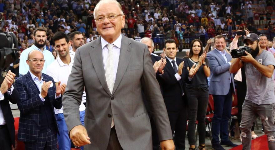 Ίβκοβιτς: «Κάναμε λάθος με τον Αντετοκούνμπο στον Ολυμπιακό»!