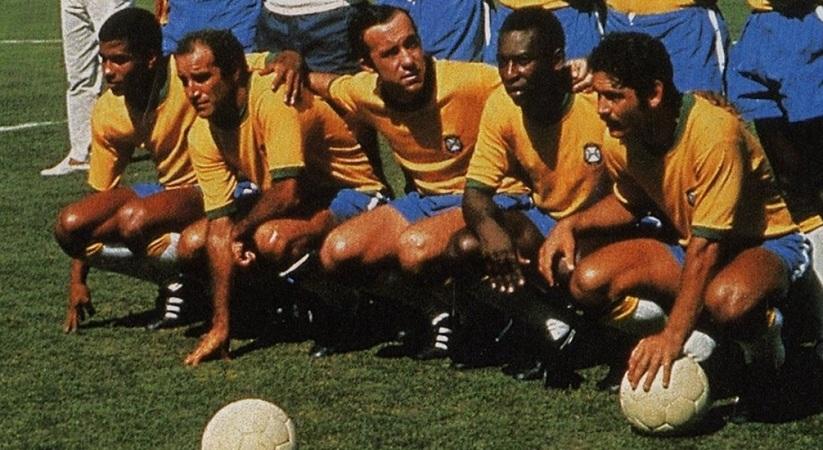 Η δημιουργία της Βραζιλίας των πέντε «δεκαριών» το '70 είχε συνωμοσία, ταπείνωση, NASA και εγκλεισμό