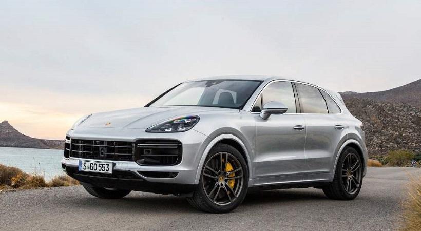Αποστολή στην Κρήτη: Νέα Porsche Cayenne