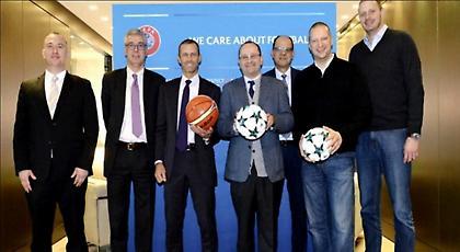 Υψηλή συνάντηση FIBA-UEFA