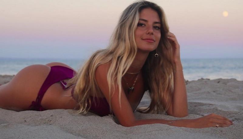Χαμός με την «καυτή» κόρη του Φίγκο – Διέρρευσαν γυμνές φωτογραφίες της (pics)