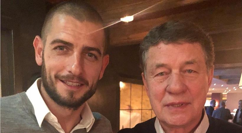 Η συνάντηση Πέτριτς με Ρεχάγκελ και οι χαιρετισμοί στους Έλληνες (pic)