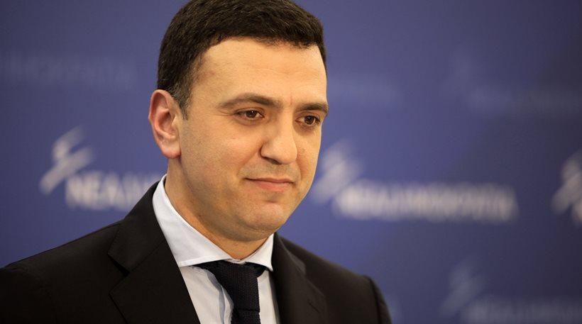 Βασίλης Κικίλιας για το Σκοπιανό: Δεν είναι αποδεκτό τίποτα λιγότερο από την εθνική γραμμή