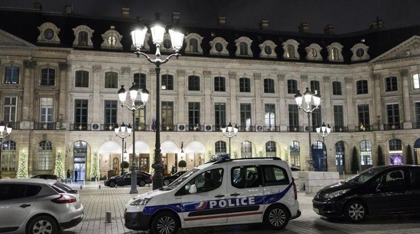 Γαλλία: Απαγγέλθηκαν κατηγορίες σε βάρος των τριών υπόπτων για την ληστεία στο Ριτζ