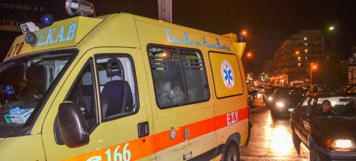 Αιματηρό επεισόδιο αλλοδαπών τα ξημερώματα στη Θεσσαλονίκη