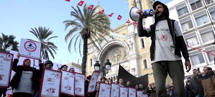H Tυνησία αναγγέλλει μεταρρυθμίσεις εν μέσω διαδηλώσεων και ταραχών