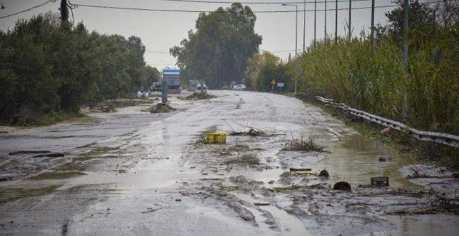 Διακοπή κυκλοφορίας σε Δράμα και Ροδόπη λόγω σφοδρών βροχοπτώσεων