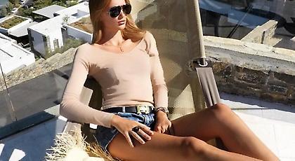 Η Ντάρια Τουρόβνικ είναι το πανέμορφο μοντέλο που θα αναστατώσει τον Άγιο Δομίνικο!