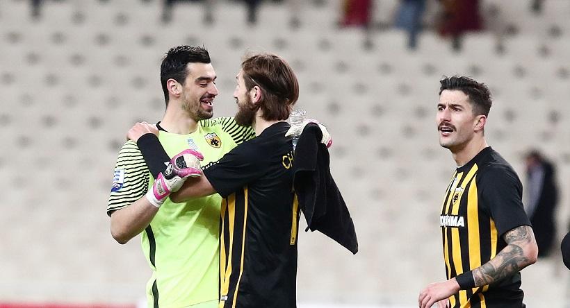 Τσιντώτας: «Η ΑΕΚ μπορεί να κατακτήσει το πρωτάθλημα»