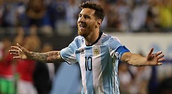 Αλλόκοτη η μουντιαλική φανέλα της Αργεντινής (pics)