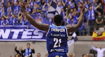 Πολυτιμότερος ο Τόμπσον στην ACB