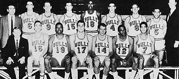 Σικάγο Μπουλς: Η δημιουργία και τα πρώτα βήματα ενός μπασκετικού κολοσσού