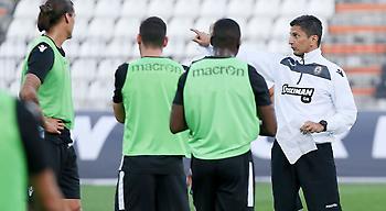 Λουτσέσκου: «Σημαντικό ότι αποφύγαμε Ολυμπιακό, ΑΕΚ και θα παίξουν μεταξύ τους»