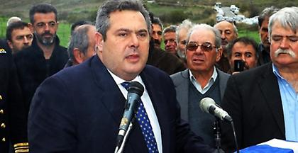 ΠΓΔΜ: Στην πρότασή του για Βαρντάρσκα επανέρχεται ο Καμμένος (pic)