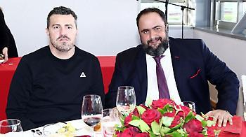 Μαρινάκης: «Όλοι μαζί σαν οικογένεια για το πρωτάθλημα»!