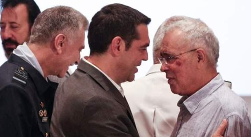 Κολακείες Ζουράρι σε Τσίπρα μετά την αποπομπή του: «Είναι ένας νεαρός σοφός»