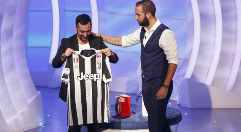 Συγκλόνισε ο Ιγκουαΐν στο ιταλικό «Πάμε Πακέτο»! (video)