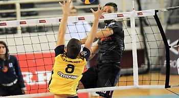 Το πρόγραμμα της 14ης αγωνιστικής της Volley League
