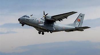 Τρεις νεκροί από συντριβή αεροσκάφους της τουρκικής Πολεμικής Αεροπορίας