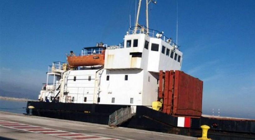 Στο λιμάνι της Θεσσαλονίκης μεταφέρονται τα εκρηκτικά του Ανδρομέδα