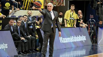 Ομπράντοβιτς: «Εξαιρετική ομάδα ο Παναθηναϊκός, μπορούσε να κερδίσει»