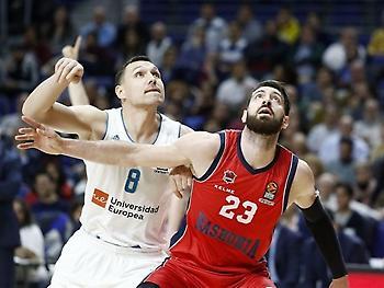 Ποιες… απουσίες; Στις 7(+6) νίκες η Ρεάλ Μαδρίτης, διεύρυνε το μεγαλύτερο σερί στην Ευρωλίγκα