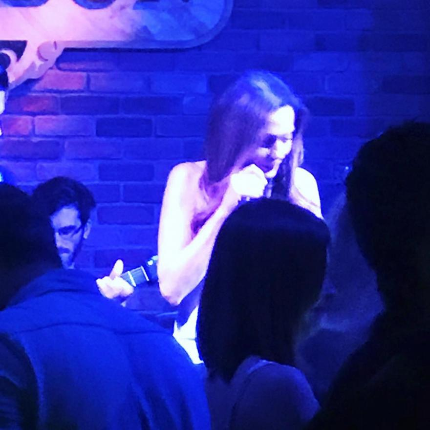 H «μυστική» συναυλία της Δέσποινας Βανδή