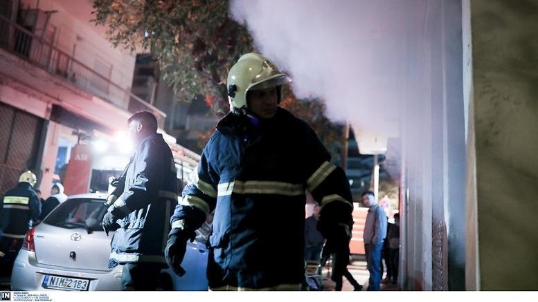 Νεκρός 60χρονος από φωτιά στο σπίτι του στην Ελληνορώσων