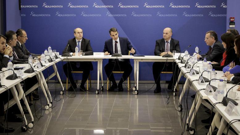 Απόφαση Μητσοτάκη: Κατά βούληση η συμμετοχή στα συλλαλητήρια για ΠΓΔΜ