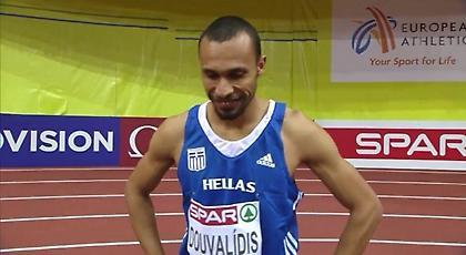 Ξεκινά από Πανελλήνιο Πρωτάθλημα ο Δουβαλίδης