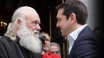 Τι συζήτησαν Τσίπρας - Ιερώνυμος για συλλαλητήρια και Σκοπιανό