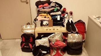 Σπείρα αλλοδαπών έκλεβε ρούχα από μαγαζιά στα Χανιά