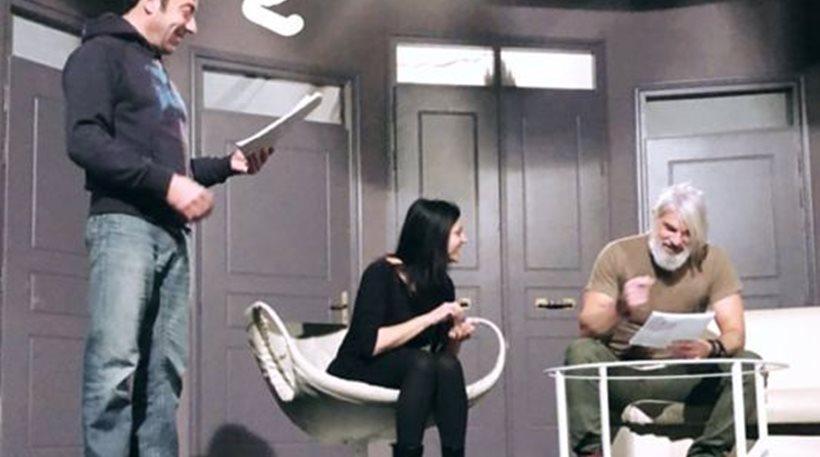 Σοφία Παυλίδου: Επέστρεψε στο θέατρο - Η πρώτη πρόβα μετά την απομάκρυνση Παπαγιάννη
