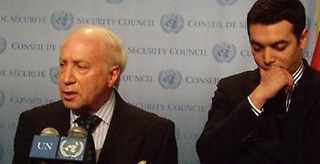 Ντιμιτρόφ: Πρόβλημα στις σχέσεις Σκοπίων- Αθήνας με τις δηλώσεις Ναουμόφσκι
