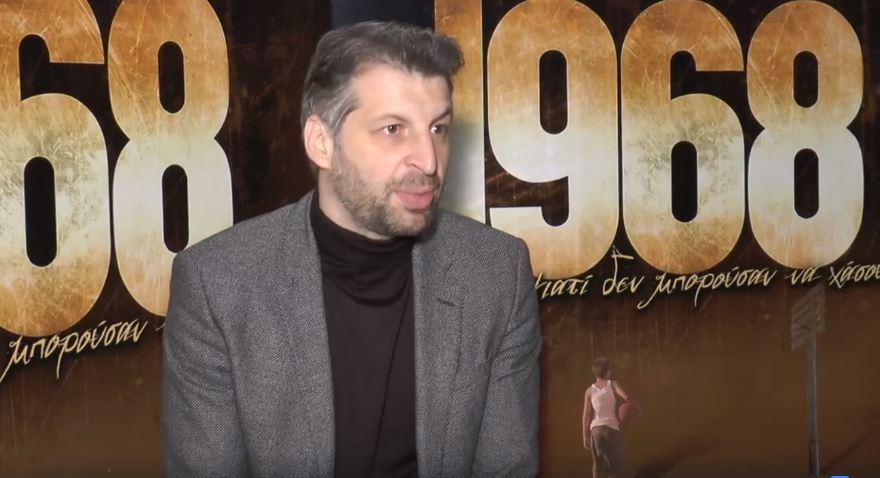 Παπαλουκάς για το «1968»: «Η νίκη της ΑΕΚ ήταν η αρχή της ιστορίας του ελληνικού μπάσκετ»